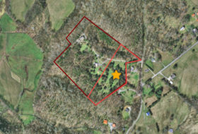6 Acres of Vacant Land in Halls Area