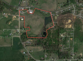 25 Acres in Sweetwater, TN