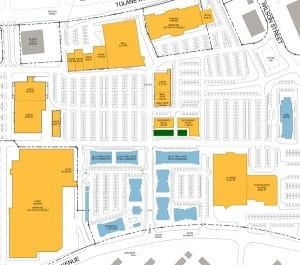 Main Street Oak Ridge - Site Plan